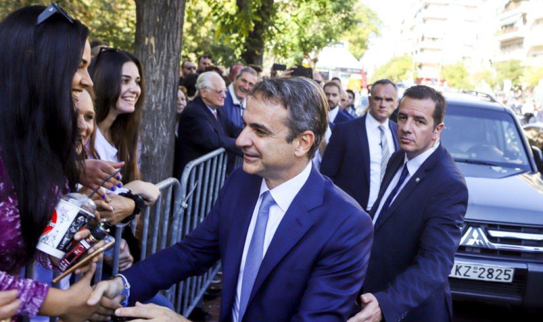 Κυριάκος Μητσοτάκης: Σε νέα πορεία εθνικής ανόρθωσης η Ελλάδα - Καλύτερο το μέλλον για όλους - Κυρίως Φωτογραφία - Gallery - Video
