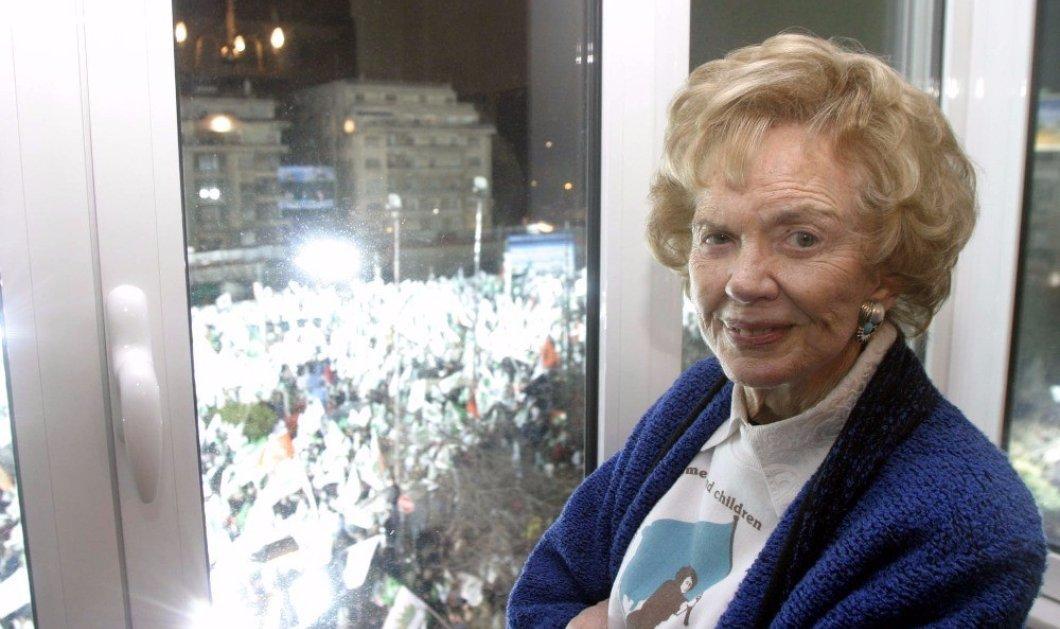 Με υπερτασική κρίση η 96χρονη Μαργαρίτα Παπανδρέου εισήχθη στο Αττικό Νοσοκομείο - Κυρίως Φωτογραφία - Gallery - Video