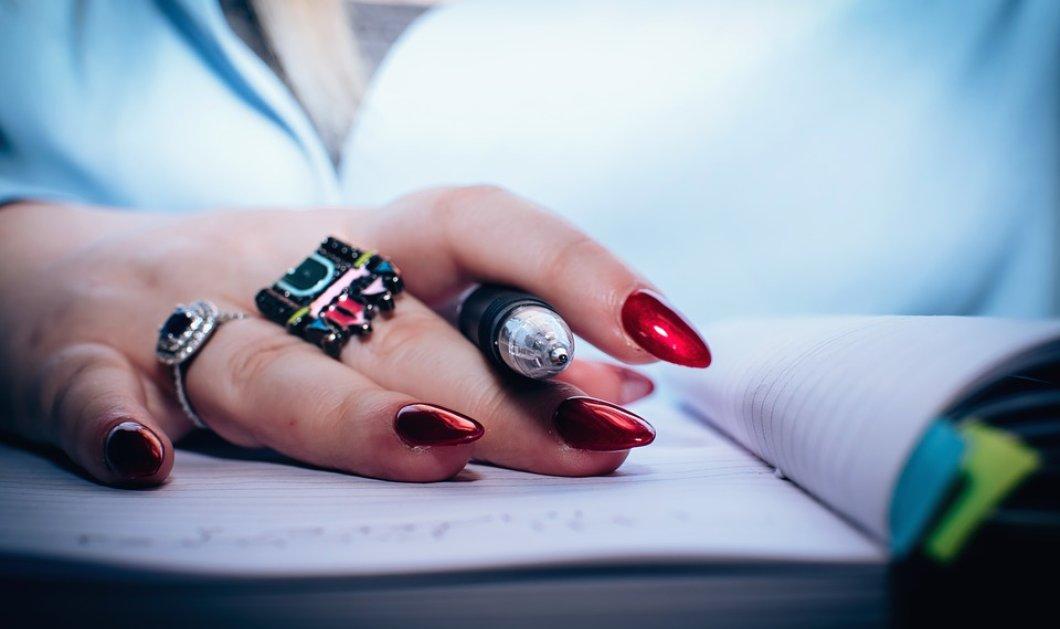 45 σχέδια στα νύχια με σκούρα χρώματα - Το επόμενο μανικιούρ σας θα είναι άψογο! (φωτό) - Κυρίως Φωτογραφία - Gallery - Video