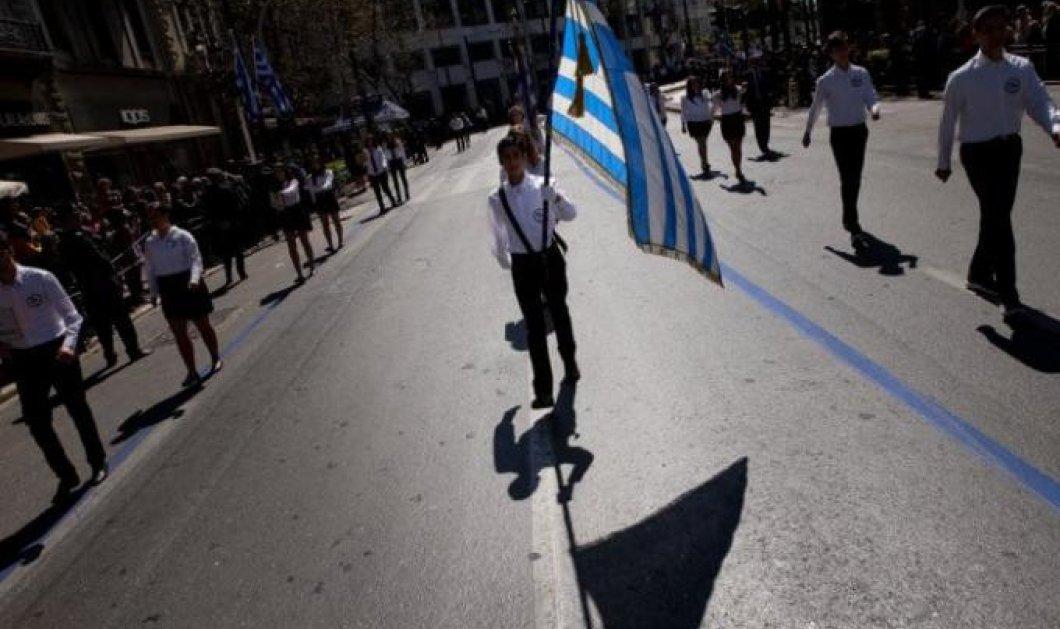 Κυκλοφοριακές ρυθμίσεις για τις μαθητικές παρελάσεις - Ποιοι δρόμοι είναι κλειστοί σε Αθήνα, Πειραιά, Θεσσαλονίκη  - Κυρίως Φωτογραφία - Gallery - Video