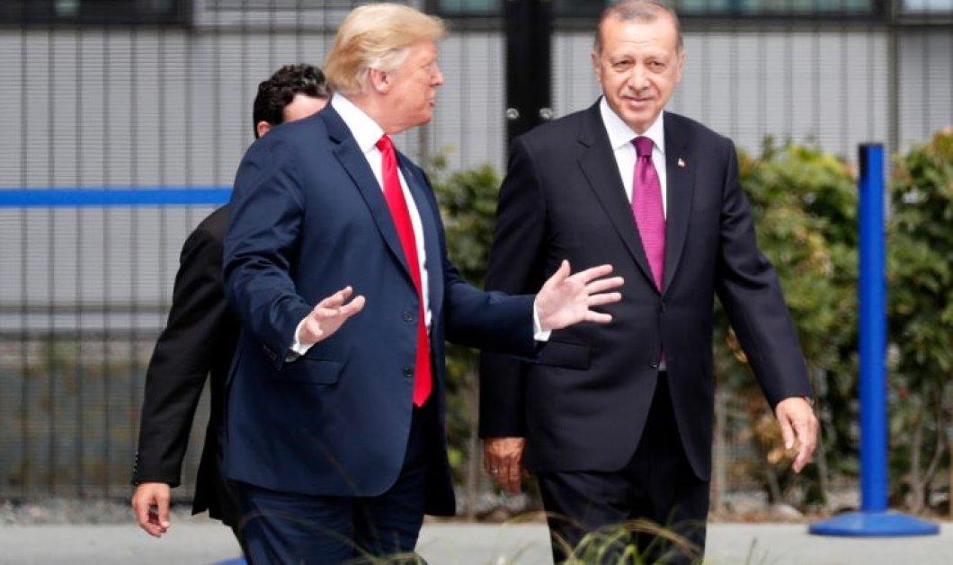 Συμφωνία με τον Ερντογάν για κατάπαυση του πυρός στη Συρία - Εκεχειρία για 120 ώρες (φωτό) - Κυρίως Φωτογραφία - Gallery - Video