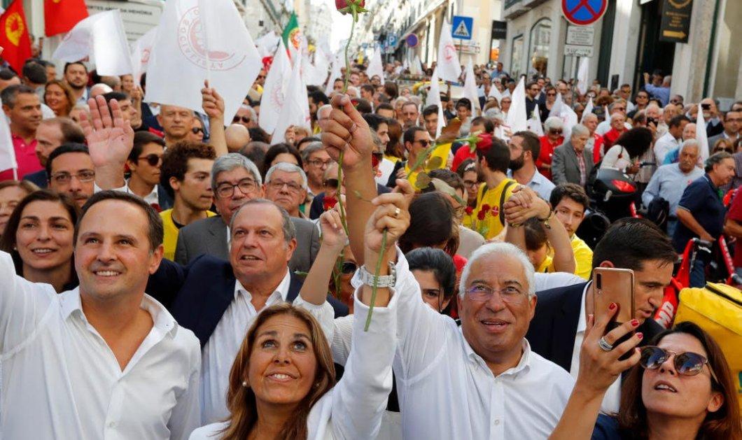 Στις κάλπες η Πορτογαλία - Μεγάλο φαβορί ο σοσιαλιστής Αντόνιο Κόστα - Κυρίως Φωτογραφία - Gallery - Video