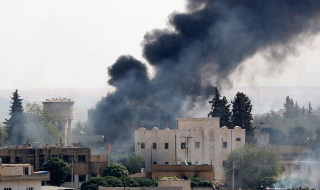 Οι Κούρδοι προβάλλουν σθεναρή αντίσταση στη Ρας αλ Άιν - Ο συριακός στρατός στη Μάνμπιτζ (βίντεο) - Κυρίως Φωτογραφία - Gallery - Video