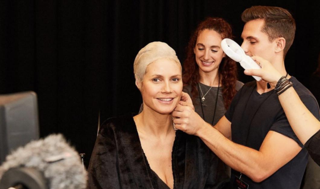 Η Heidi Klum είναι η βασίλισσα του Halloween: Πως το super model μεταμορφώθηκε σε τέρας (φώτο-βίντεο) - Κυρίως Φωτογραφία - Gallery - Video