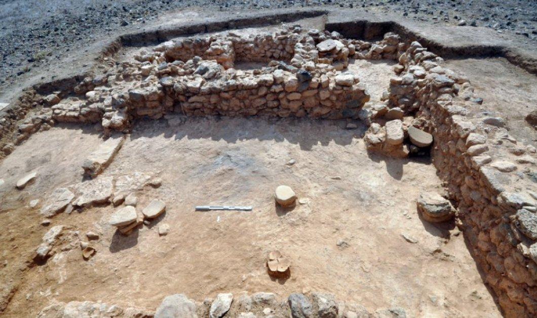 Σπουδαία αρχαιολογική ανακάλυψη: Πορφύρα, χρυσά κοσμήματα & μινωικοί θησαυροί στο φως στη νήσο Χρυσή Λασιθίου (φώτο)  - Κυρίως Φωτογραφία - Gallery - Video