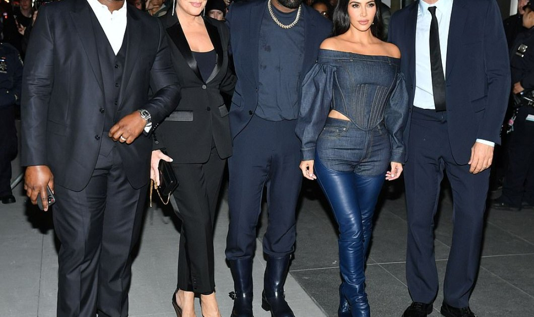 """Kim Kardashian - Kanye West σε σούπερ εμφάνιση & αποκαλύψεις: """"Ναι πήρα 1 εκ. δολάρια από τον άνδρα μου για μην διαφημίσω ανταγωνιστή του"""" (φώτο) - Κυρίως Φωτογραφία - Gallery - Video"""