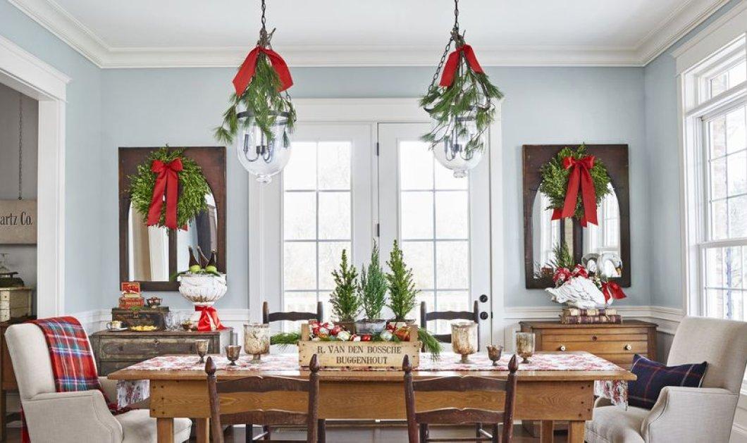 Πως θα στρώσετε το τραπέζι σας στις γιορτές; - Πάρτε ιδέες από τις 53 art de la table προτάσεις που επιλέξαμε για εσάς (φώτο) - Κυρίως Φωτογραφία - Gallery - Video