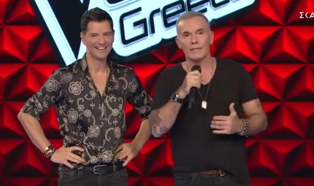 """Υποψήφιος στο """"The Voice"""" ο Στέλιος Ρόκκος - Χόρεψε & τραγούδησε στις γυρισμένες καρέκλες των 4 κριτών (βίντεο) - Κυρίως Φωτογραφία - Gallery - Video"""