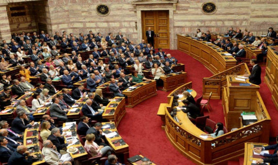 Live από τη Βουλή: Η συζήτηση για την Αναθεώρηση στου Συντάγματος - Κυρίως Φωτογραφία - Gallery - Video