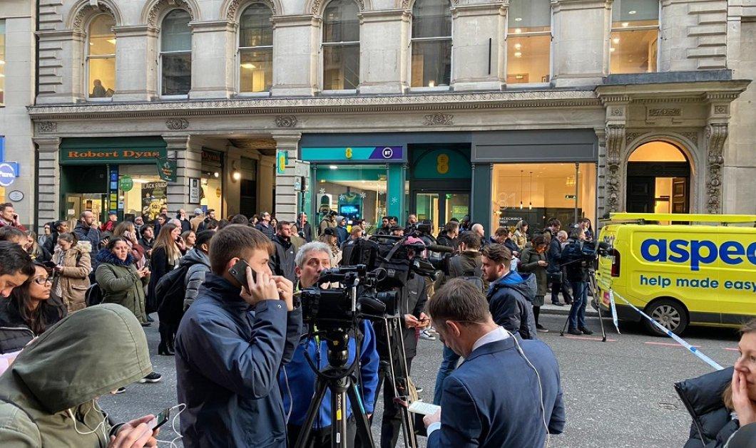 Τρόμος στην London Bridje - Άντρας σκότωσε δύο ανθρώπους & τραυμάτισε 3 πριν πέσει νεκρός από τα πυρά της αστυνομίας - Σοκάρουν οι εικόνες & τα βίντεο - Κυρίως Φωτογραφία - Gallery - Video
