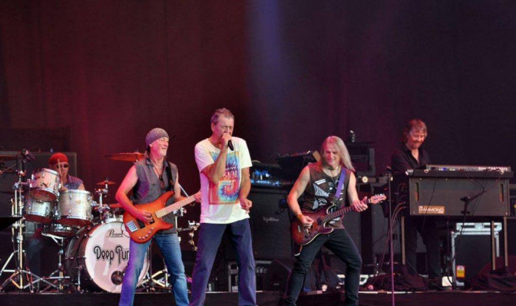 "Deep Purple: Οι θρυλικοί ""τιτάνες"" της ροκ έρχονται στην Αθήνα -Μια επική επέτειος με μια θρυλική μπάντα  - Κυρίως Φωτογραφία - Gallery - Video"