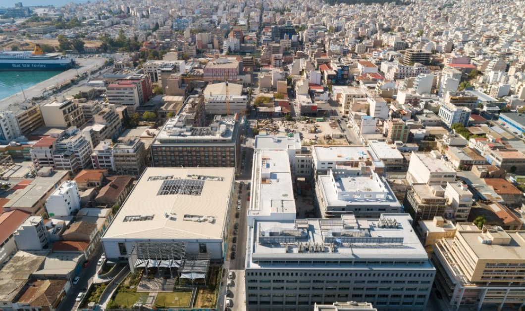 """Άγιος Διονύσιος: Πως η υποβαθμισμένη συνοικία του Πειραιά μετατρέπεται σε νέα """"Βαρκελώνη"""" (φώτο) - Κυρίως Φωτογραφία - Gallery - Video"""