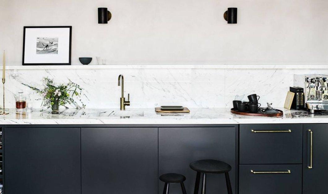 16 σύγχρονοι τρόποι για να διακοσμήσετε τον πάγκο της κουζίνας σας απλά & δημιουργικά! Φώτο - Κυρίως Φωτογραφία - Gallery - Video