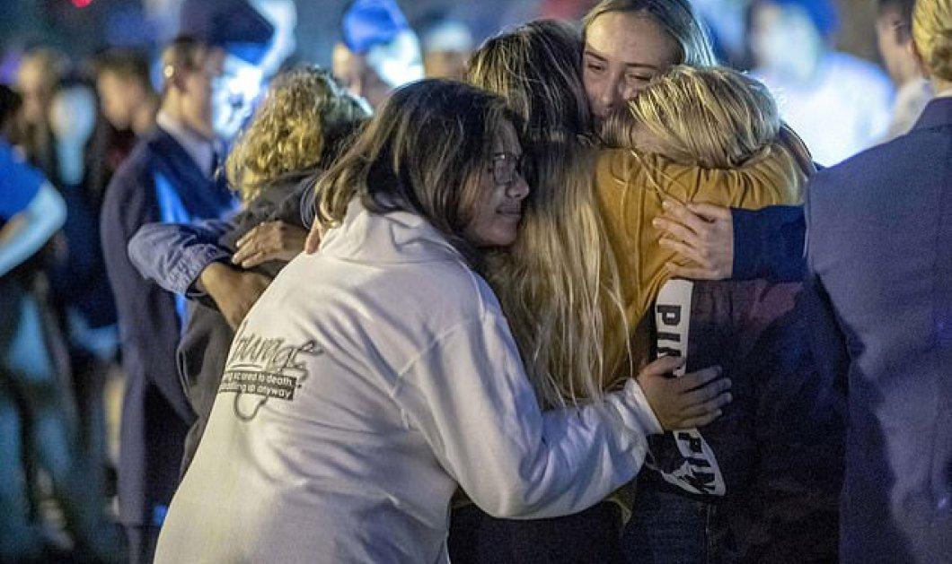 Αυτός είναι ο έφηβος που σκόρπισε σε 16 δευτερόλεπτα το θάνατο στο λύκειο της Καλιφόρνια - Ο κυνηγός πατέρας του είχε κατηγορηθεί για κακοποίηση της γυναίκας του (φώτο-βίντεο) - Κυρίως Φωτογραφία - Gallery - Video