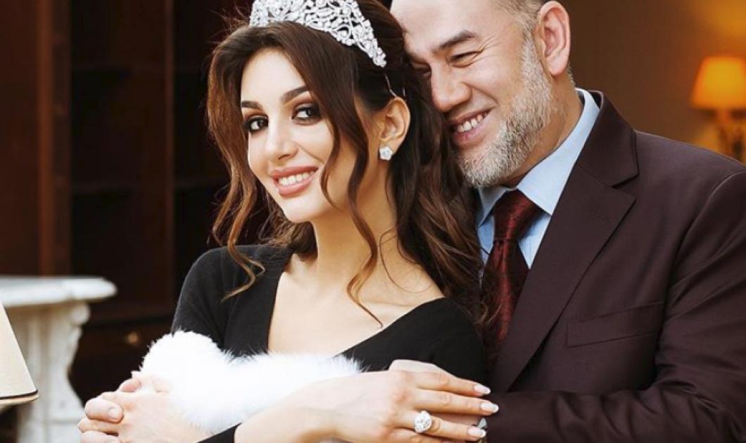 Η πρώην Μις Ρωσία κάνει τα πάντα για να φέρει πίσωτον Βασιλιά της Μαλαισίας - σύζυγοτης που την εγκατέλειψεμε έναμωρό! Φώτο - Κυρίως Φωτογραφία - Gallery - Video