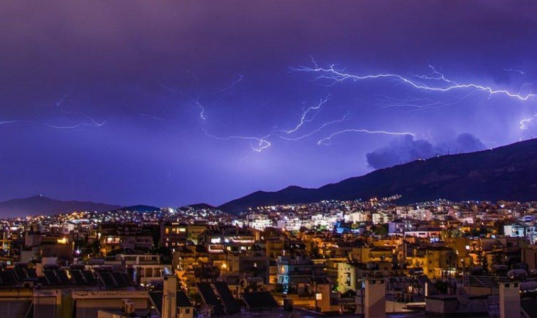 Καιρός: Στους ρυθμούς του Γηρυόνη η χώρα-Ισχυρές βροχές & καταιγίδες- Πως θα εξελιχθούν τα φαινόμενα - Κυρίως Φωτογραφία - Gallery - Video