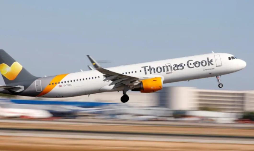 Thomas Cook: Έναντι ποσού 12,7 εκατ. ευρώ η εξαγορά της από την Fosun  - Κυρίως Φωτογραφία - Gallery - Video