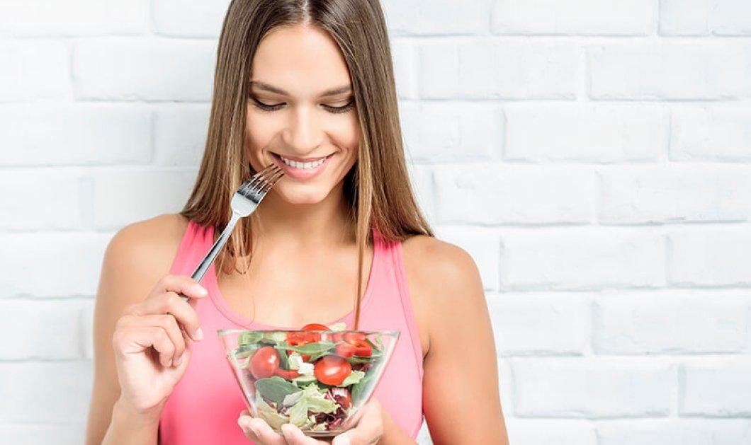 Ποιες τροφές δεν έχουν θερμίδες ή λίπος & μπορείς να καταναλώσεις όποτε θες μέσα στην ημέρα;  - Κυρίως Φωτογραφία - Gallery - Video