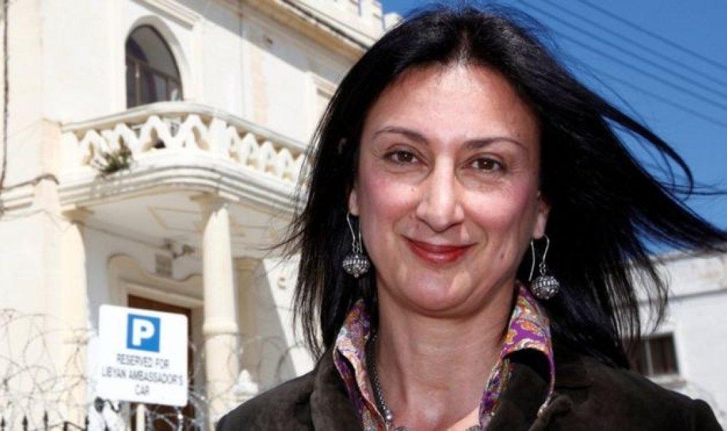 Συνελήφθη εκ νέου ο επιχειρηματίας Φένεχ για τη δολοφονία της δημοσιογράφου Καρουάνα Γκαλιζία - Κυρίως Φωτογραφία - Gallery - Video