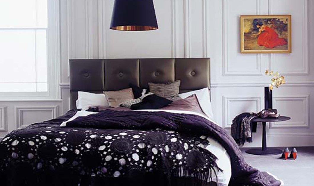Σπύρος Σούλης: 10 ιδέες για να μεταμορφώσετε την κρεβατοκάμαρα στον πιο σικ χώρο του σπιτιού - Εύκολα & οικονομικά - Κυρίως Φωτογραφία - Gallery - Video