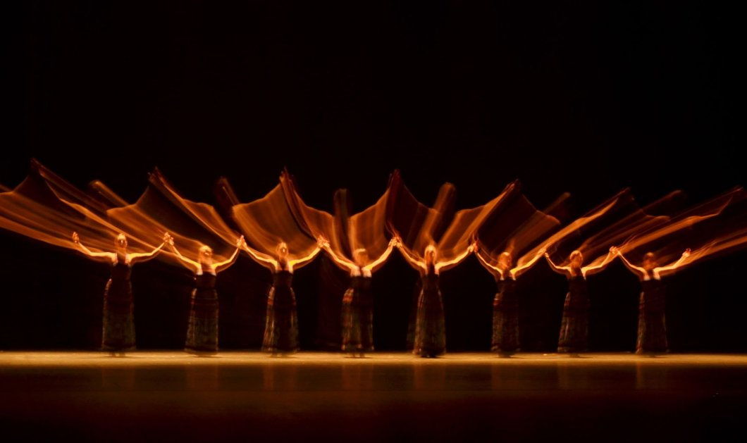 Αποκλειστικές φώτο & βίντεο από τη γενική πρόβα του επικού THE THREAD: Όταν ο Βαγγέλης Παπαθανασίου γράφει τη μουσική & η Μαίρη Κατράντζου ντύνει τους χορευτές   - Κυρίως Φωτογραφία - Gallery - Video