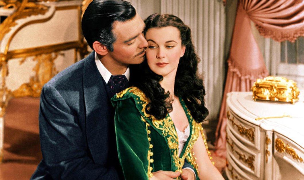 """""""Όσα παίρνει ο άνεμος"""": 80 χρόνια από την πρεμιέρα της η πιο συναρπαστική ταινία όλων των εποχών σπάει νέα ρεκόρ (φώτο-βίντεο) - Κυρίως Φωτογραφία - Gallery - Video"""