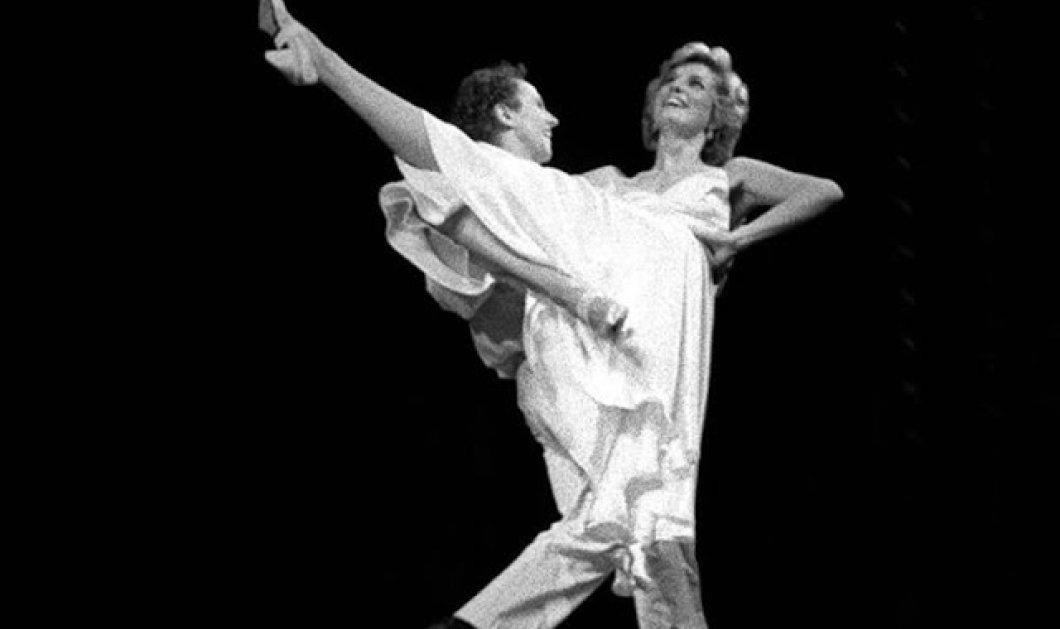 Σπάνιες Vintage Pics: Η μυστική παράσταση χορού που έδωσε η Πριγκίπισσα Νταϊάνα στην Royal Opera House - Παρτενέρ της ο διάσημος χορευτής Wayne Sleep   - Κυρίως Φωτογραφία - Gallery - Video