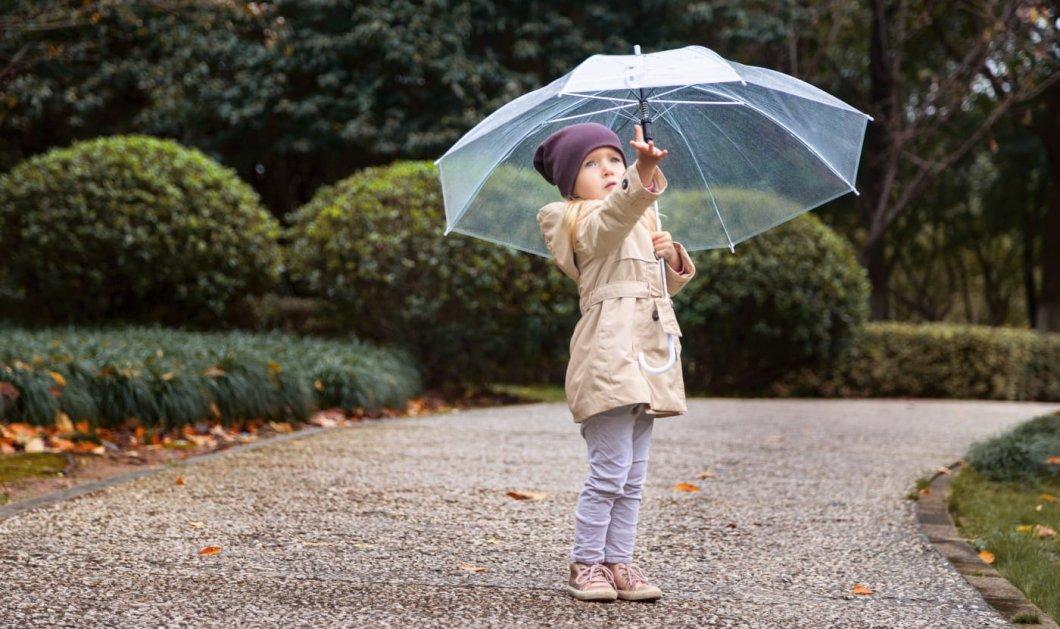 """Καιρός: Βροχή & σήμερα Κυριακή θα φέρει ο """"Ετεοκλής""""  - Πότε αναμένεται βελτίωση - Κυρίως Φωτογραφία - Gallery - Video"""