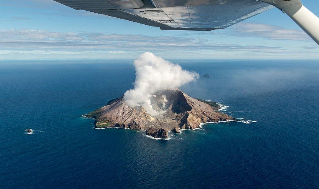 Τραγωδία στην Νέα Ζηλανδία: Ηφαίστειο εξερράγη πάνω στους τουρίστες - 5 νεκροί & πάνω από 20 τραυματίες: Συνταρακτικές εικόνες & βίντεο - Κυρίως Φωτογραφία - Gallery - Video