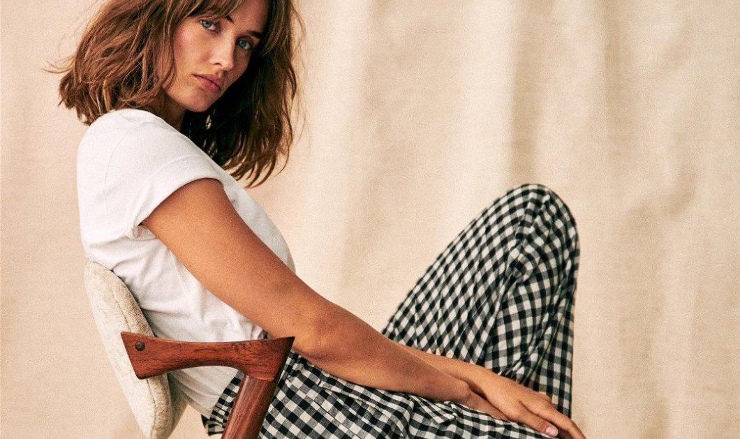 Εντυπωσιακές ιδέες για να φορέσετε το αγαπημένο σας καρό παντελόνι με τους πιο κομψούς τρόπους - Φώτο - Κυρίως Φωτογραφία - Gallery - Video