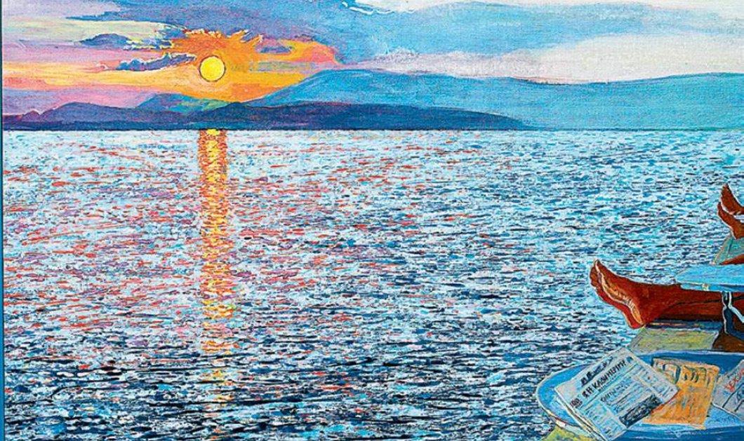 """14 απίθανα έργα εμπνεύστηκαν Έλληνες καλλιτέχνες για τα 100 χρόνια της """"Καθημερινής"""" (φώτο) - Κυρίως Φωτογραφία - Gallery - Video"""
