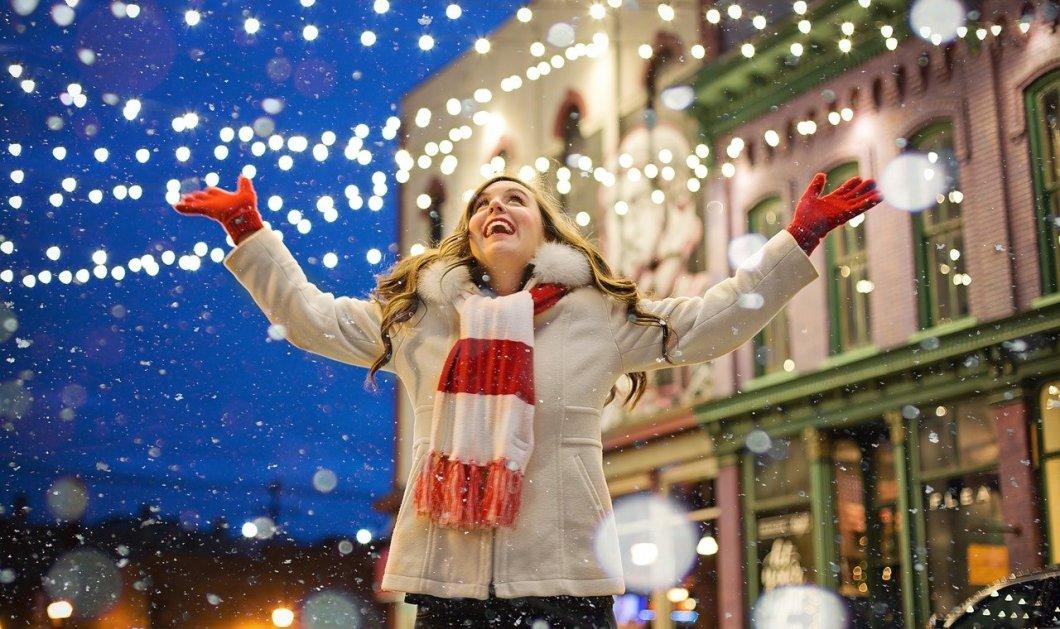 Καιρός: Καλά Χριστούγεννα με τοπικές βροχές & συννεφιά - Που θα χιονίσει  - Κυρίως Φωτογραφία - Gallery - Video