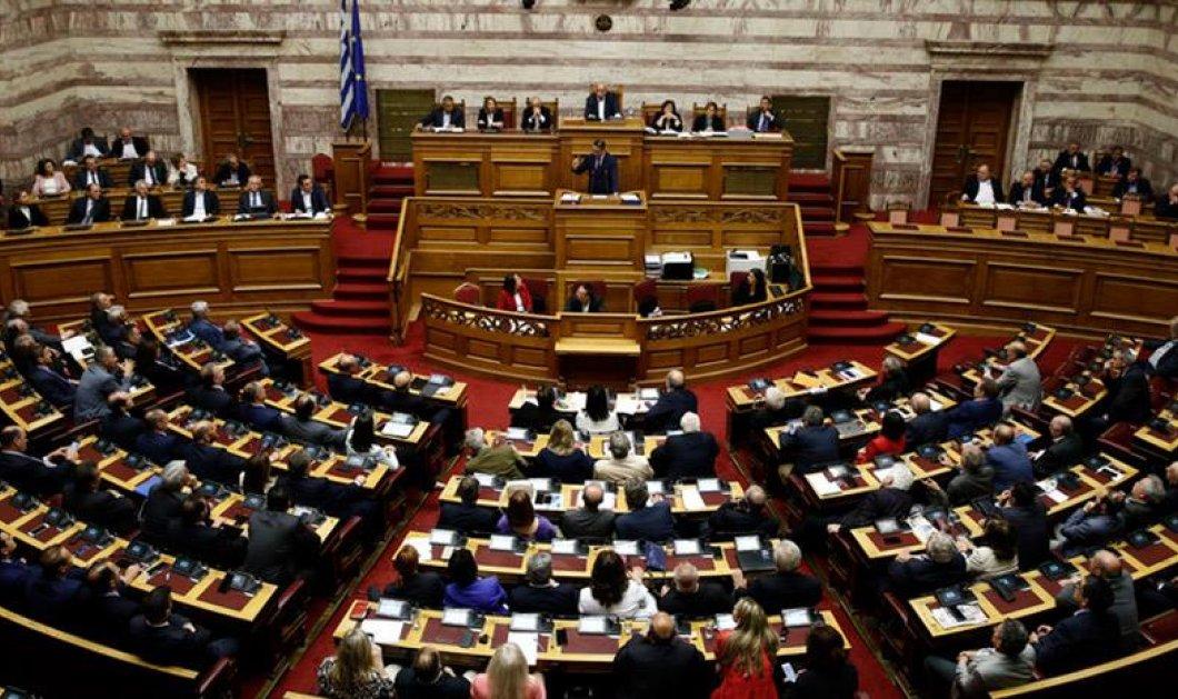 Βουλή: Δείτε Live την συζήτηση για τον προϋπολογισμό του 2020 - Οι ομιλίες των πολιτικών αρχηγών  - Κυρίως Φωτογραφία - Gallery - Video
