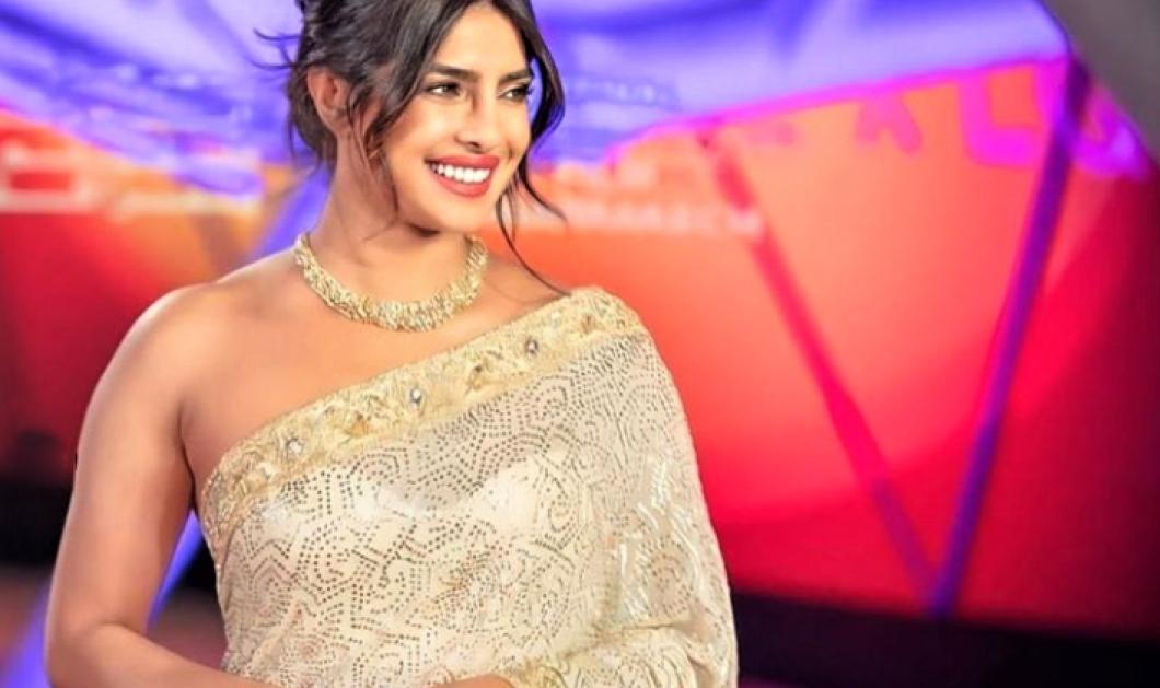 Πως προτιμάτεαυτήτην ΙνδήκαλλονήτηνPriyanka Chopra; Με σάρι ή με oversized κουστούμι - Φώτο - Κυρίως Φωτογραφία - Gallery - Video