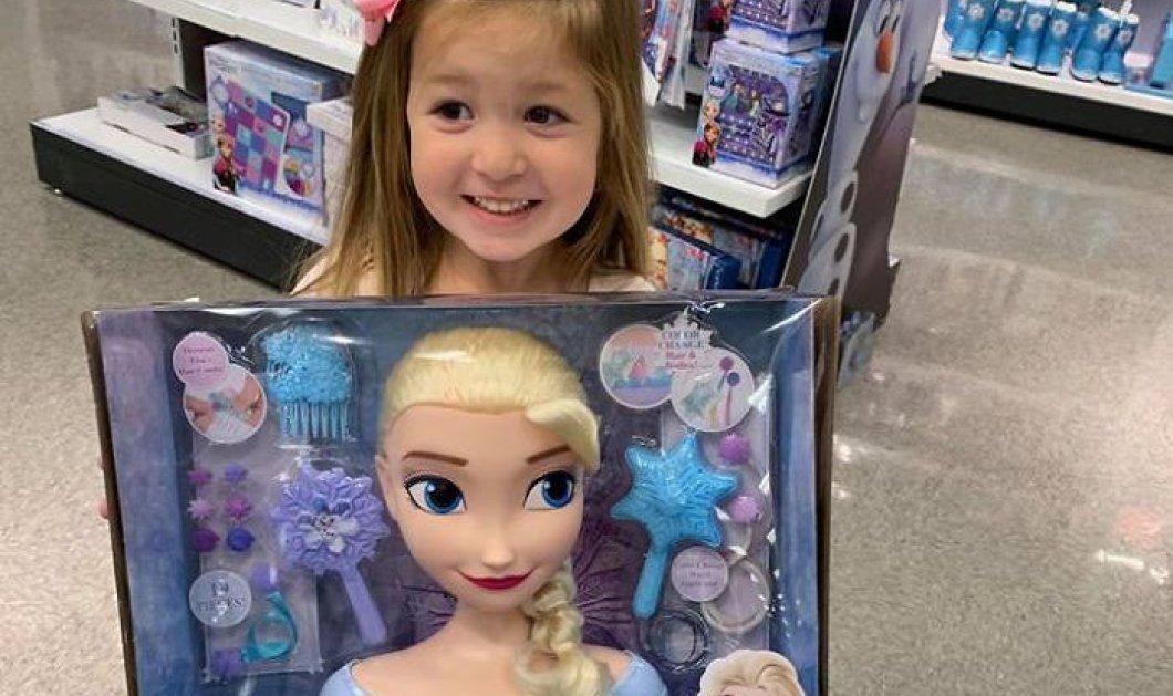 Μια μαμά αποκαλύπτει ένα μεγαλοφυές χριστουγεννιάτικο κόλπο & γίνεται viral - Πως θα κάνετε τα παιδιά να σταματήσουν να γκρινιάζουν μέσα στο κατάστημα για παιχνίδια (φώτο) - Κυρίως Φωτογραφία - Gallery - Video
