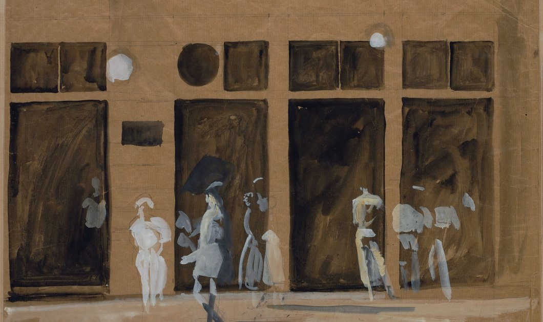 """""""Γιάννης Τσαρούχης-  Ερριμμένες Σκιές"""": Τριάντα χρόνια μετά το θάνατο του μεγάλου ζωγράφου μια σπουδαία έκθεση (φώτο) - Κυρίως Φωτογραφία - Gallery - Video"""