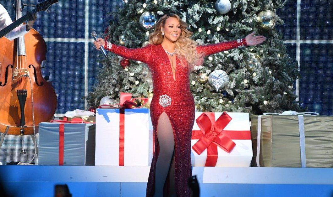"""""""All I Want for Christmas Is You"""" : 25 χρόνια στην κορυφή των charts το χριστουγεννιάτικο τραγούδι της Μαράια Κάρεϊ  - Δείτε το νέο βίντεο  - Κυρίως Φωτογραφία - Gallery - Video"""