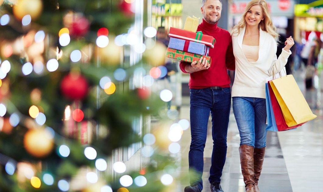 Εορταστικό ωράριο: Ανοικτά σήμερα μέχρι τις  6 τα καταστήματα - Τι θα ισχύσει τις επόμενες μέρες  - Κυρίως Φωτογραφία - Gallery - Video