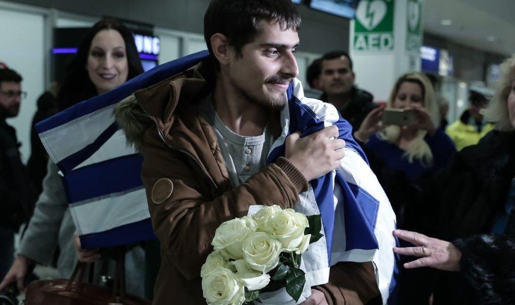 20χρονος Έλληνας ναυτικός, όμηροςστο Τόγκο: Τρώγαμε ωμό κρέας, κοιμόμασταν σταδένδρα  - Κυρίως Φωτογραφία - Gallery - Video