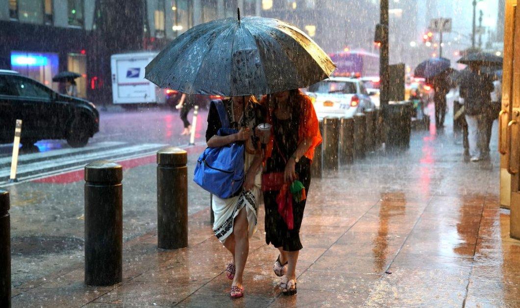 Καιρός: Επιμένει η «Διδώ» - Βροχές & καταιγίδες περιμένουμε και σήμερα - Πού θα χιονίσει  - Κυρίως Φωτογραφία - Gallery - Video