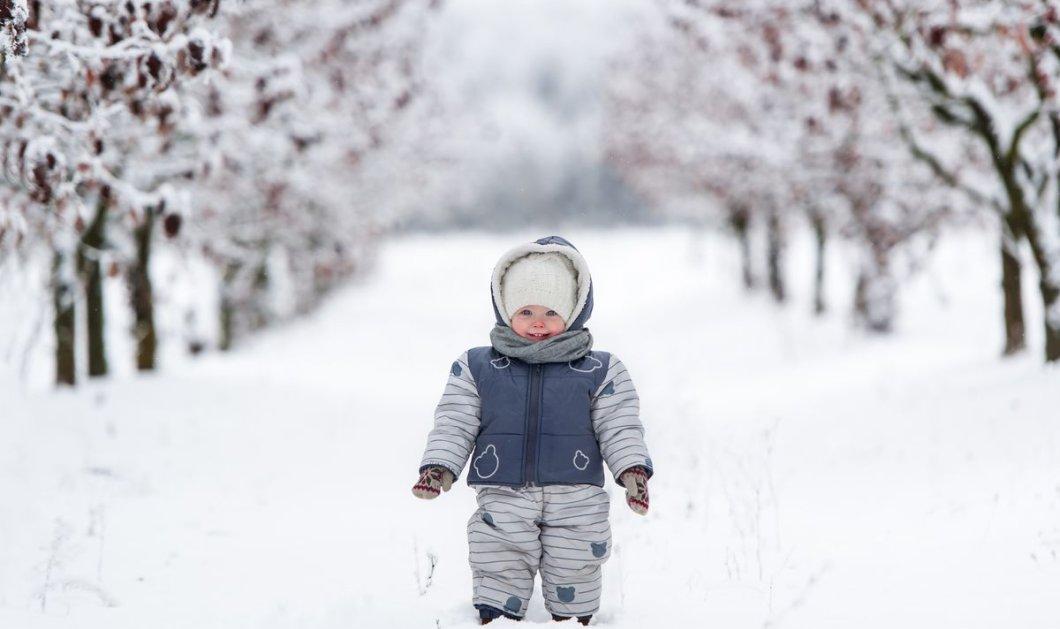 Καιρός: Συνεχίζεται το τσουχτερό κρύο - Πού θα έχει χιόνια, παγετό & βροχές; - Κυρίως Φωτογραφία - Gallery - Video