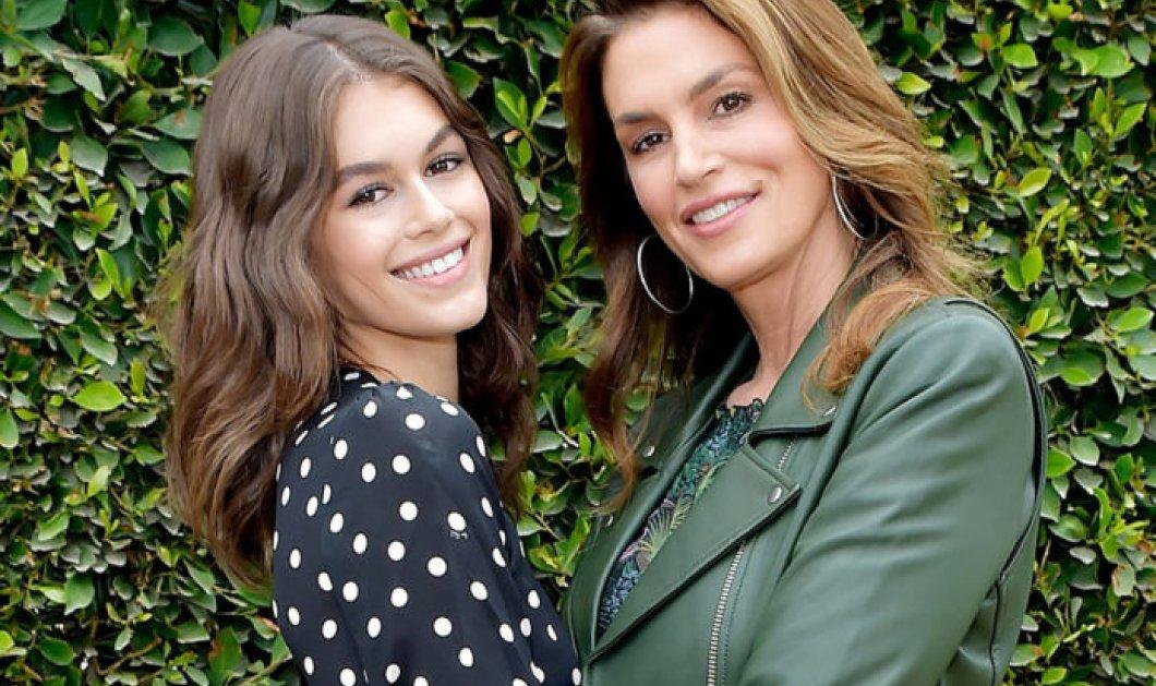 Η Kaia Gerberάλλαξε τα μαλλιά της: Με Γαλλιδούλα μοιάζει η κόρη τηςCindy Crawford - Φώτο - Κυρίως Φωτογραφία - Gallery - Video