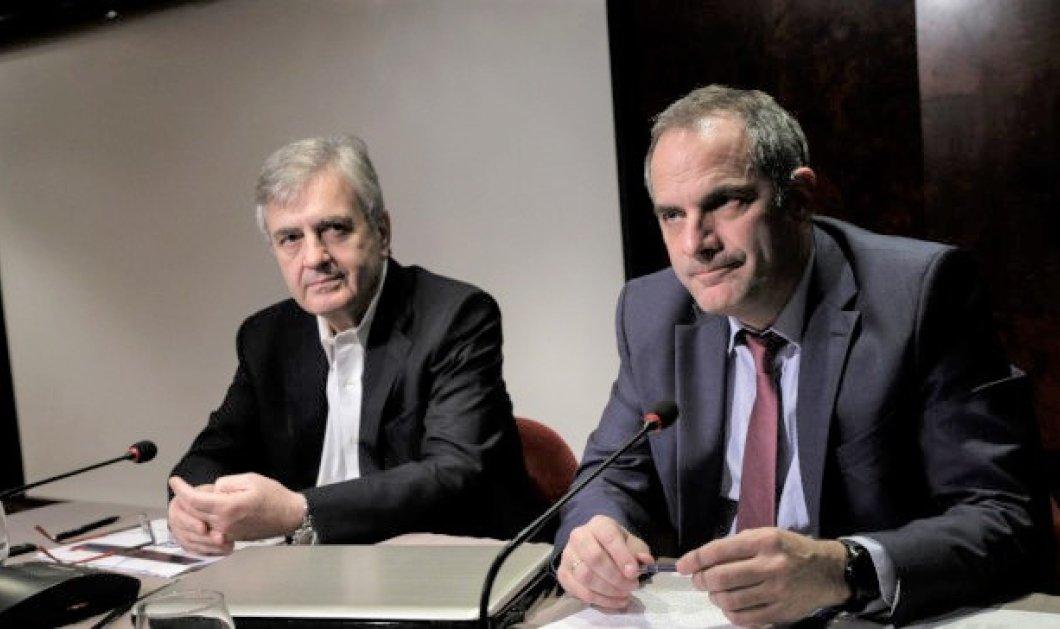 Ζούλας και Γαμπρίτσος παρουσίασαν τη νέα & ανανεωμένη ΕΡΤ: Περιεχόμενο με μεγαλύτερη απήχηση στο κοινό, τέλος οι κομματικές ομιλίες - Κυρίως Φωτογραφία - Gallery - Video
