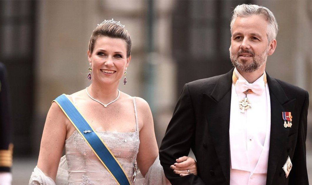 Πένθος στη βασιλική οικογένεια της Νορβηγίας: Αυτοκτόνησε ο πρώην σύζυγος της πριγκίπισσας Μάρθα Λουίζ  - Κυρίως Φωτογραφία - Gallery - Video