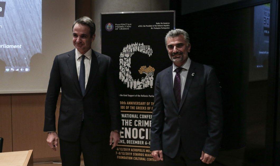 Κυριάκος Μητσοτάκης: Δύσκολος ο δρόμος με την Τουρκία - Θα κινηθούμε με απόλυτη προσήλωση στο Διεθνές Δίκαιο - Κυρίως Φωτογραφία - Gallery - Video