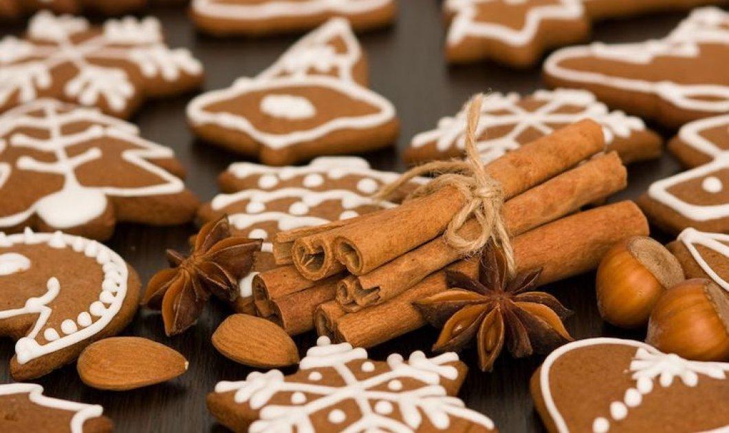 Η Αργυρώ Μπαρμπαρίγου μας εύχεται καλές γιορτές: Να πως θα φτιάξουμε υπέροχα Χριστουγεννιάτικα μπισκότα   - Κυρίως Φωτογραφία - Gallery - Video