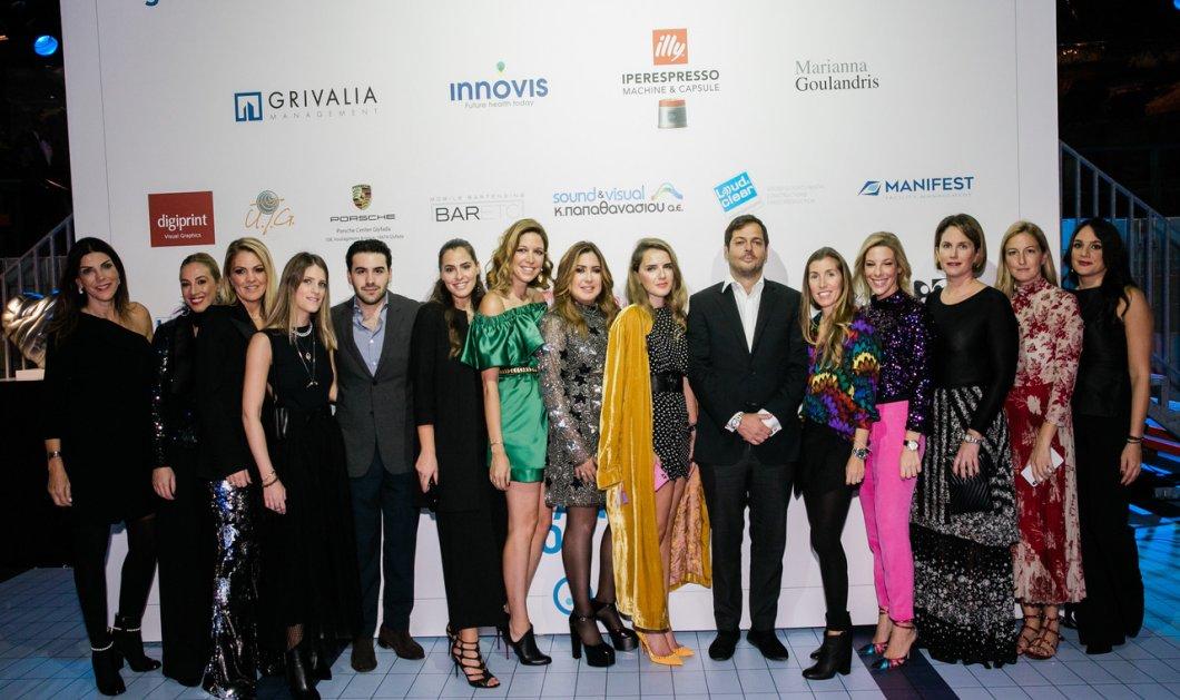 HOPEgenesis: Η ελληνική show biz ένωσε τις δυνάμεις της για να καταπολεμηθεί η υπογεννητικότητα - Το λαμπερό πάρτι με guest star τον Κωνσταντίνο Αργυρό (φώτο) - Κυρίως Φωτογραφία - Gallery - Video