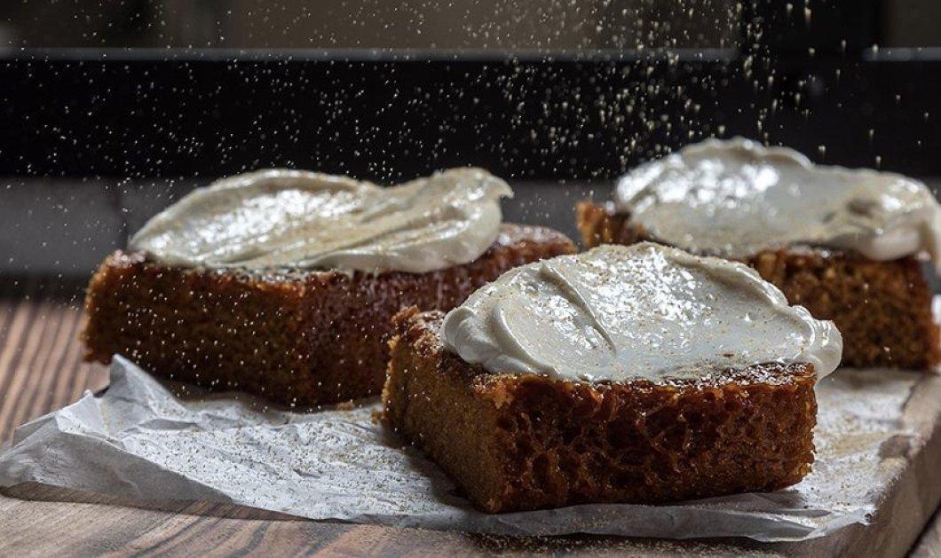 Ο Άκης Πετρετζίκης φτιάχνει εξαίσιο Gingerbread cake - Η γεύση & τα αρώματα θα σας παρασύρουν να ψιθυρίσετε χριστουγεννιάτικα τραγούδια  - Κυρίως Φωτογραφία - Gallery - Video
