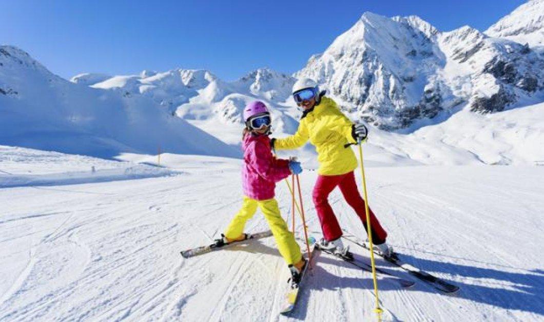 Be Snow Sure: Πολύτιμος χάρτης για τους σκιέρ - Αυτές είναι οι πίστες με το περισσότερο χιόνι  - Κυρίως Φωτογραφία - Gallery - Video