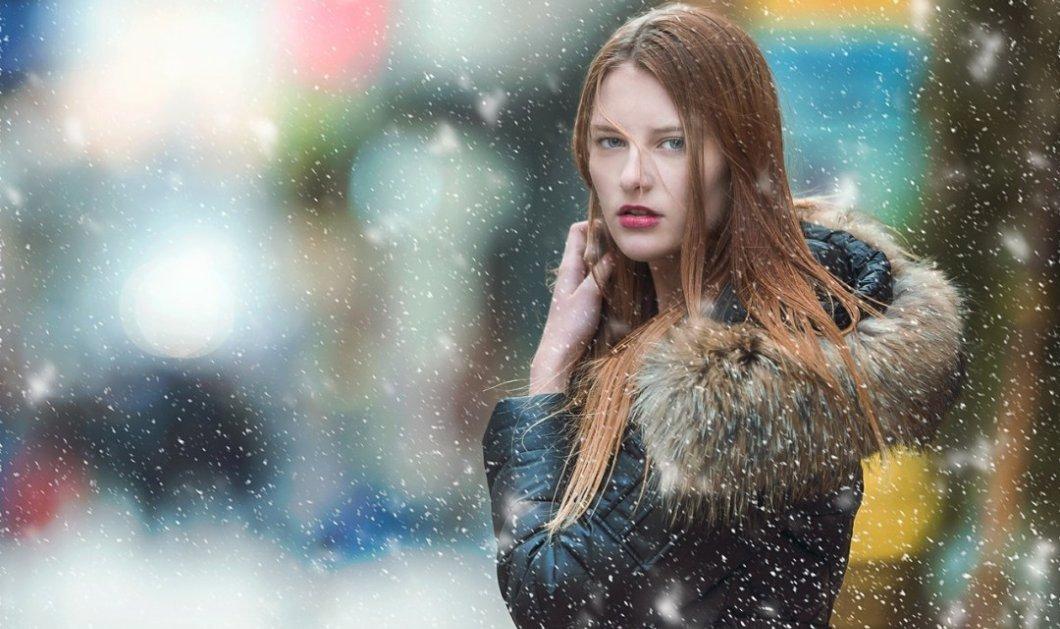 """Καιρός: Η """"Ζηνοβία"""" φέρνει χιόνια , τσουχτερό κρύο, βροχές & θυελλώδεις ανέμους - Με """"βαρύ"""" χειμώνα φεύγει η εβδομάδα (χάρτες) - Κυρίως Φωτογραφία - Gallery - Video"""